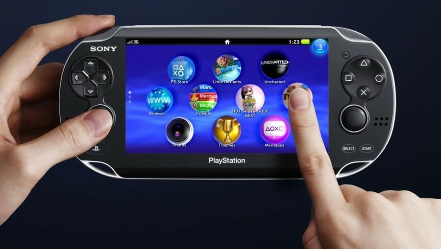 PS Vita PlayStation Vita 1
