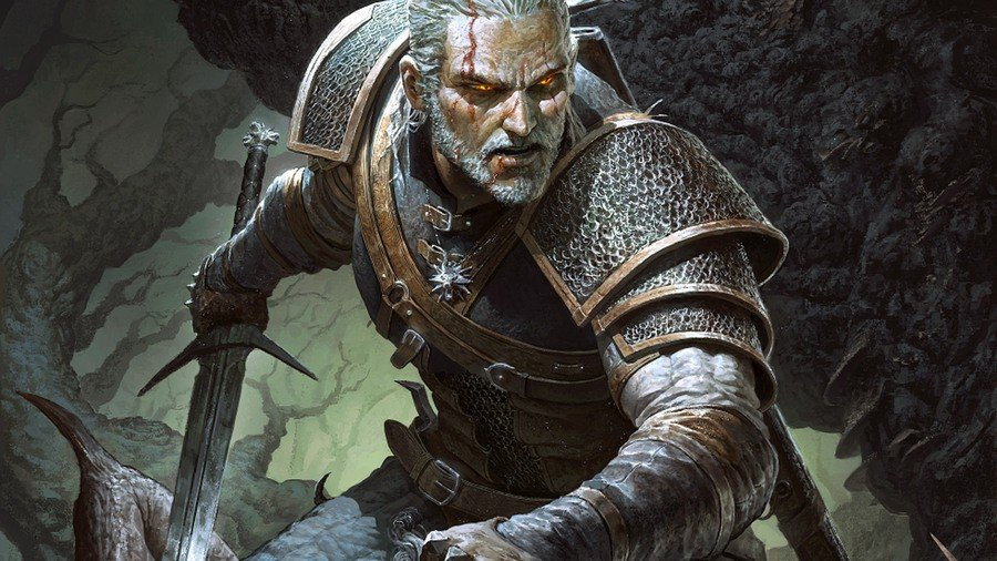 The Witcher Books Games Where to Start Calculator
