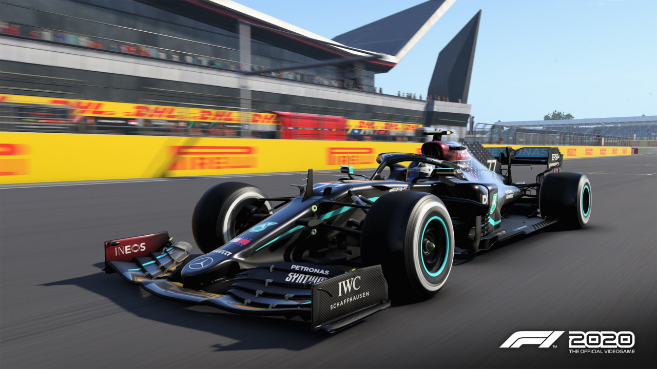 Ray Tracing Removed from F1 2021 While Codemasters Tinkers with Technical Troubles