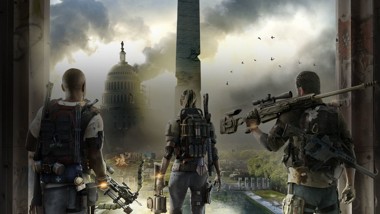 The Division 2's Year 1 Content Is Free, But the Season Pass