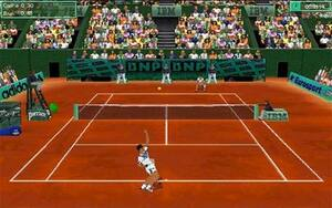 Actua Tennis Made A Foray Into The Unknown World Of 3D.