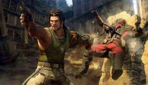 Bionic Commando Will Be Dropping In May.