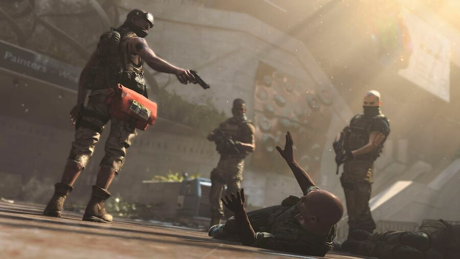 The Division 2 Patch 1.7