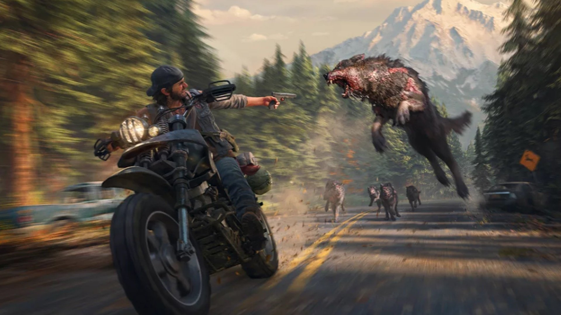 Days Gone's 1 06 Patch Is Reportedly Crashing Some PS4s - Push Square