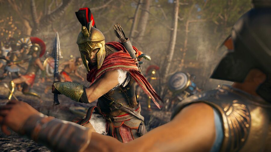 Assassin's Creed Odyssey Best Warrior Skills Abilities