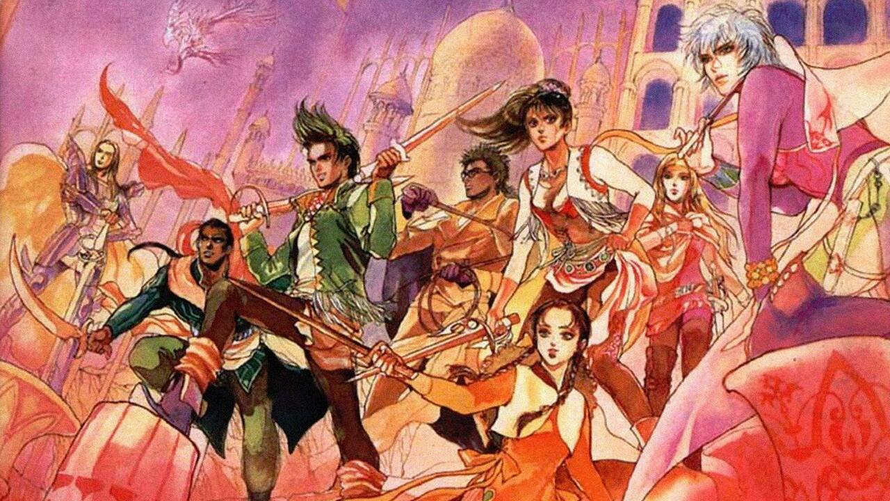 Romancing SaGa 3 Brings a New Generation to PS4 and Vita This November