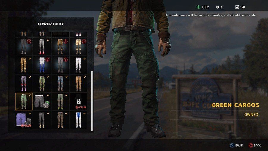 Far Cry 5 Clothes List All Unlockable Outfits Upper And Lower Body Headwear And Handwear Guide Push Square