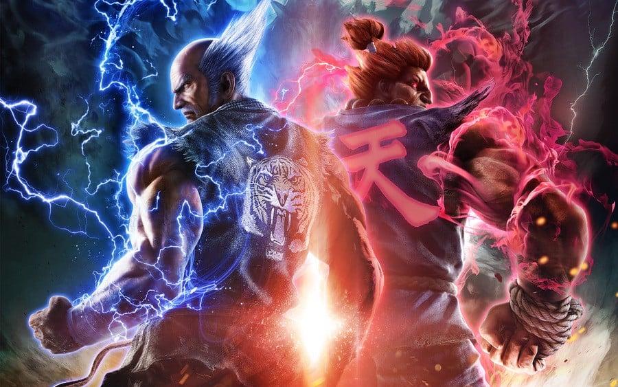 Tekken 7 Key Art