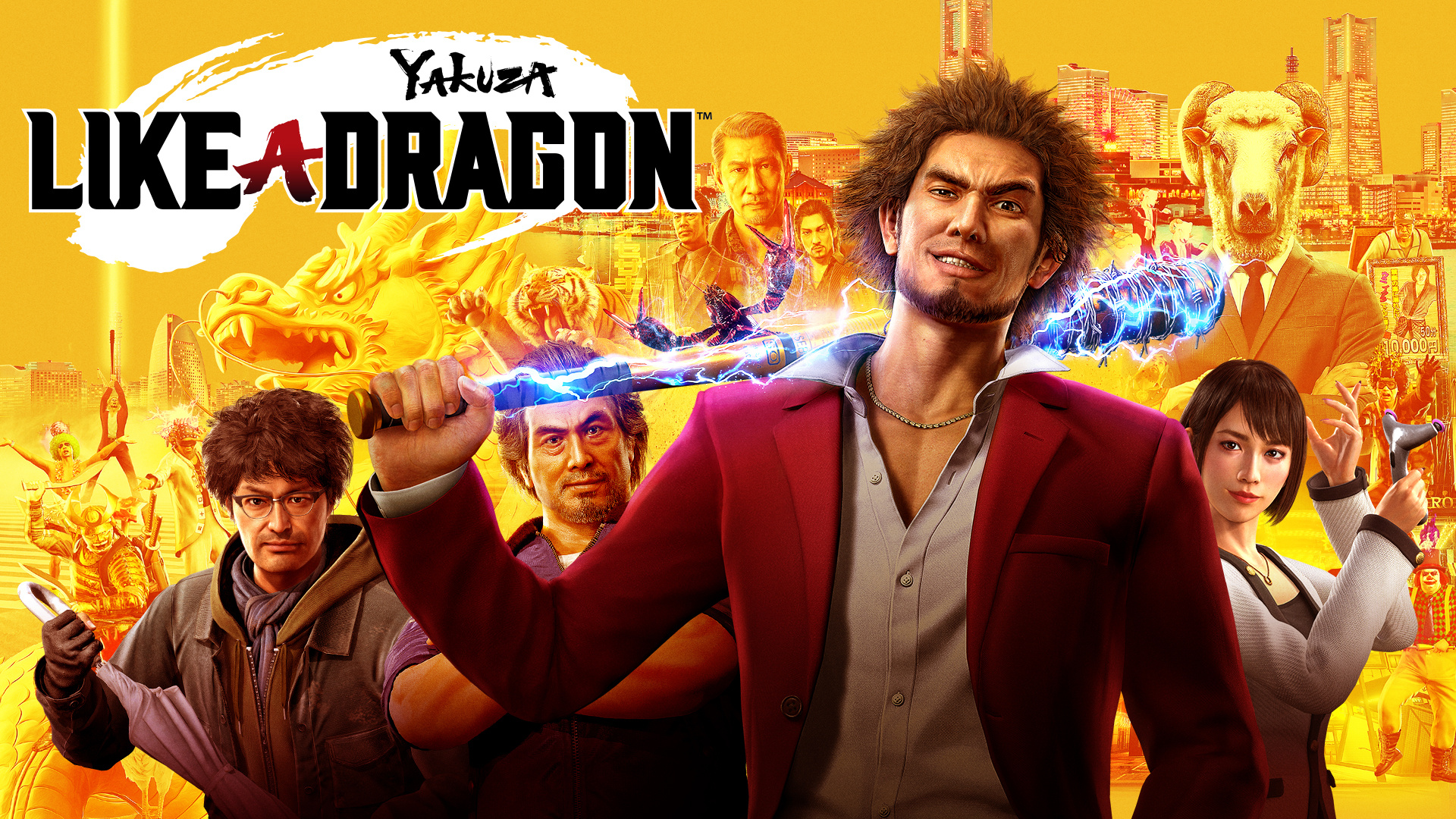 Yakuza Like A Dragon Ps5 Version Coming March 2021 Free Upgrade Confirmed Push Square