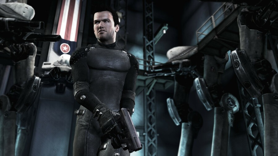 Shadow Complex Remastered PS5 PlayStation 5