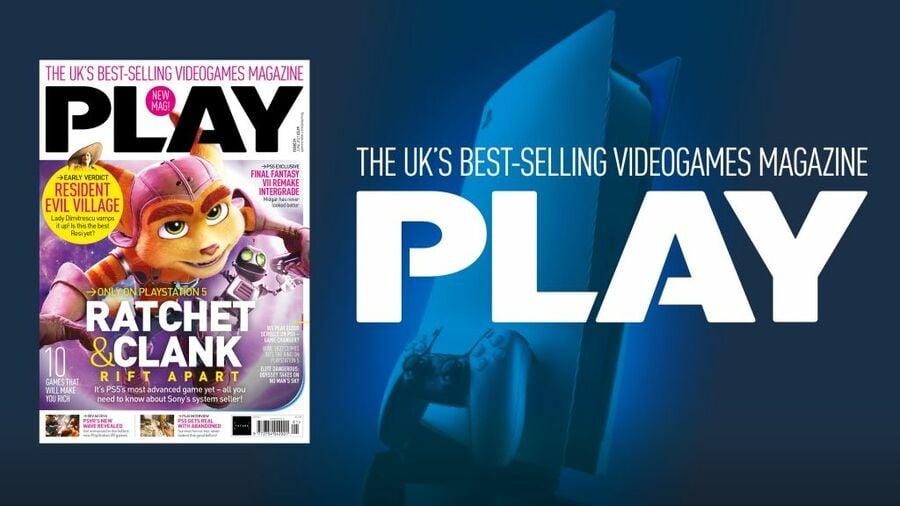 PLAY Magazine UK 1