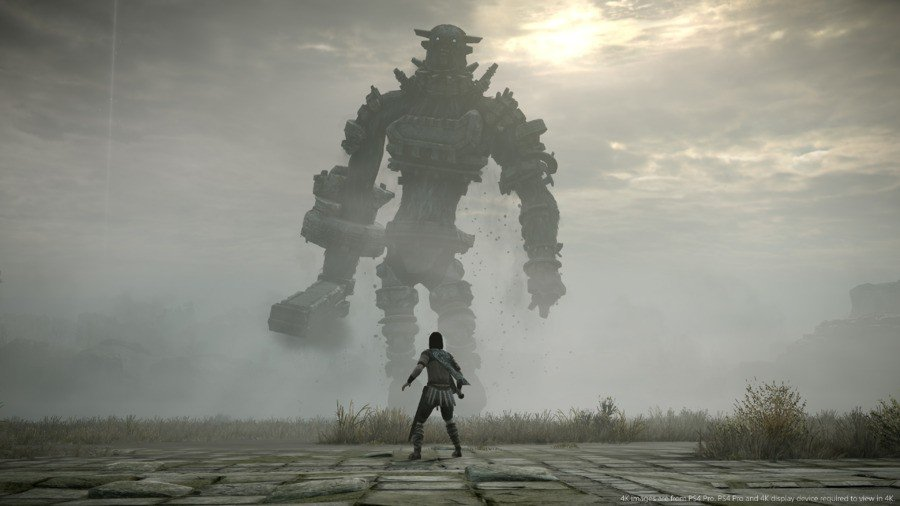 Shadow of the Colossus PS4 Boss Guide 1