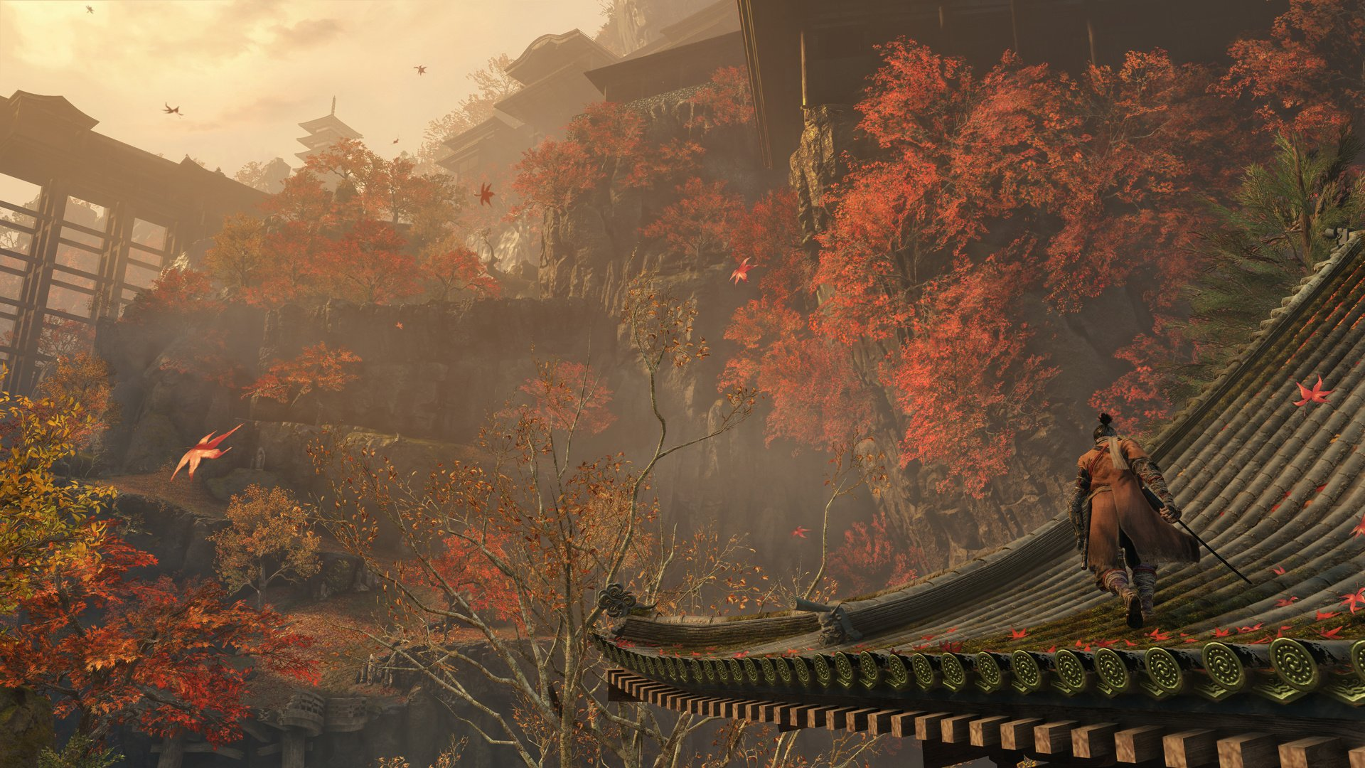 Sekiro: Shadows Die Twice PS4 File Size Might Surprise You