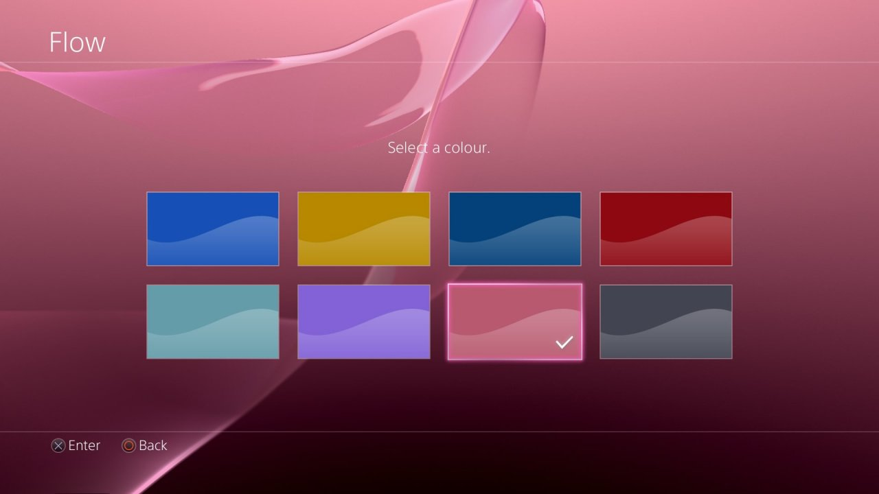How to Change Your PS4\'s Background Colour - Guide - Push Square