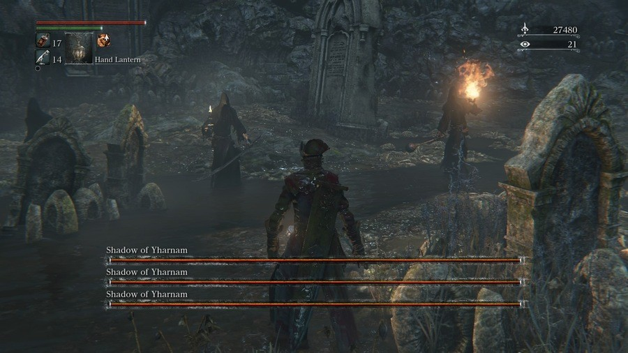 Bloodborne PS4 Shadow of Yharnam PlayStation 4 Boss Guide