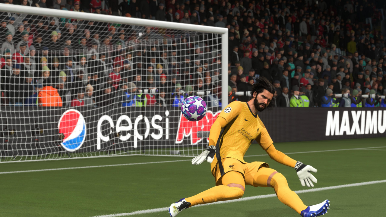 FIFA 21 on PS5 Has Hair Worthy of a L'Oréal Commercial