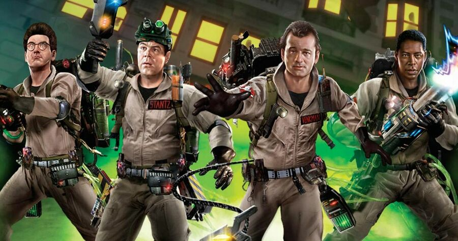 Ghostbusters PS5 PlayStation 5 1