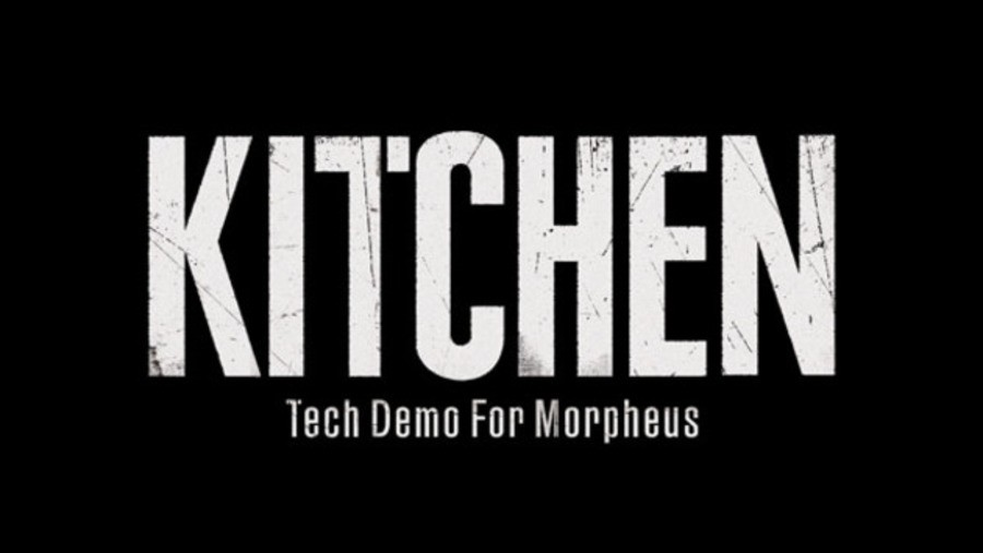 Kitchen PlayStation VR PS4 PlayStation 4 1
