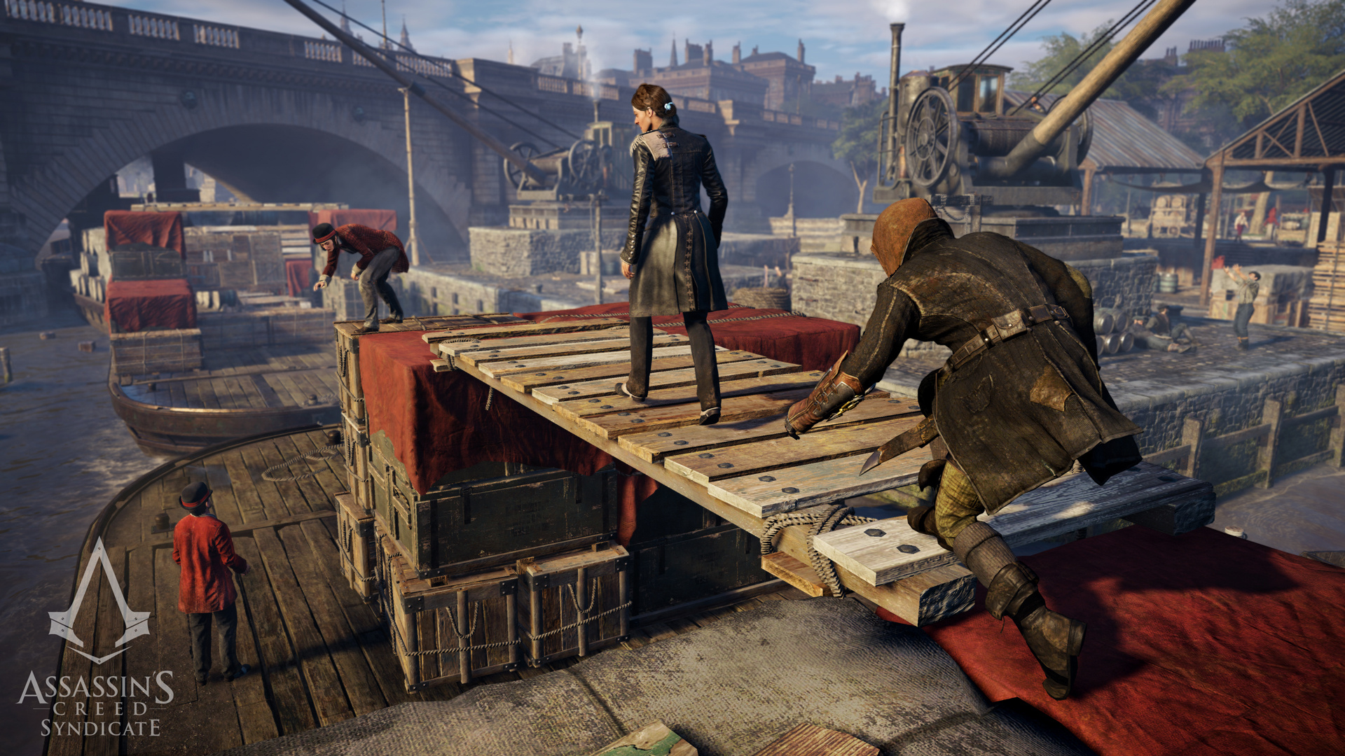 Eight London Liberating Tips For Assassin S Creed Syndicate On Ps4