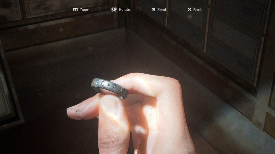 The Last of Us 2: How to Find the Engraved Ring Guide 1