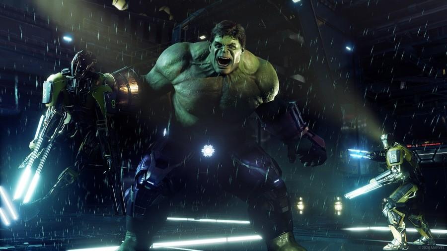 Marvel's Avengers PS4 Beta