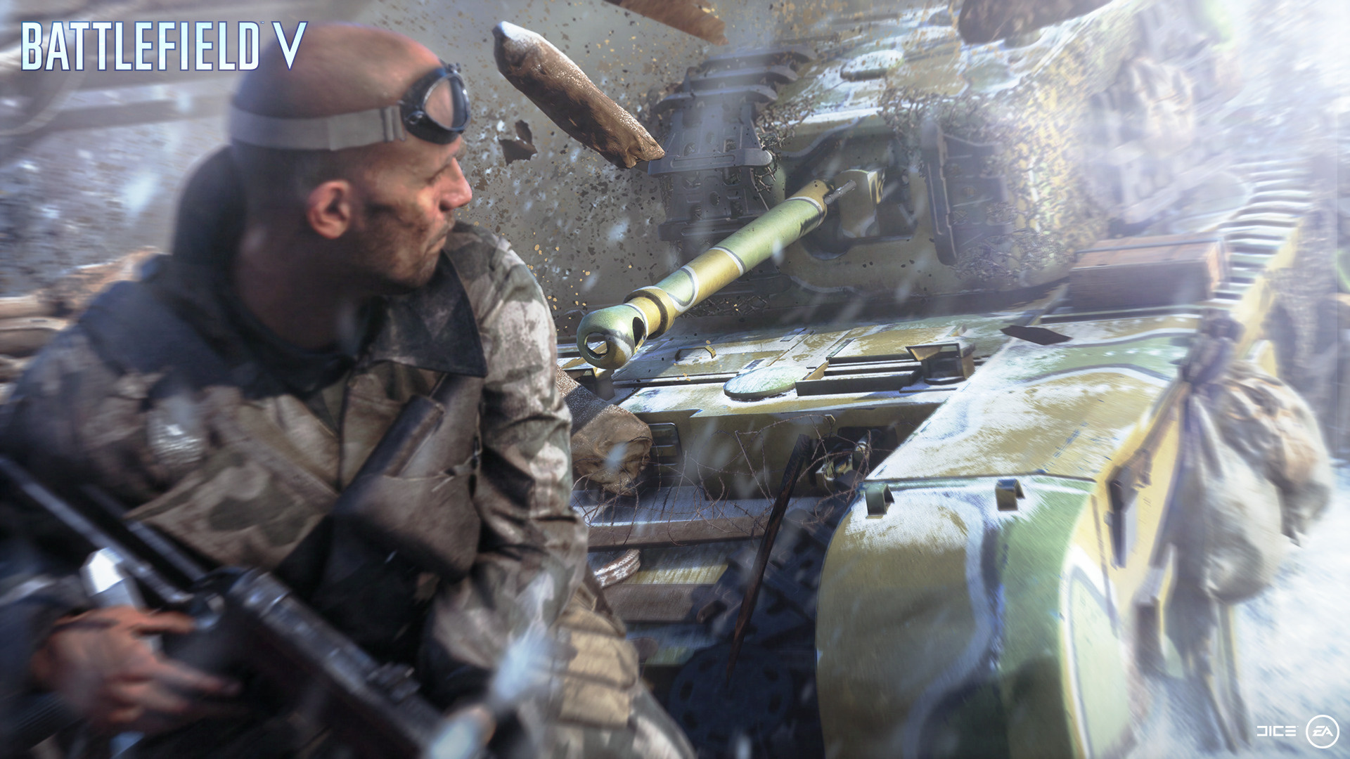 The First Major Update for Battlefield V Has Been Delayed - Push Square