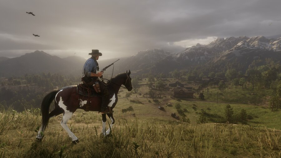 Rdr 2 patch 1.03