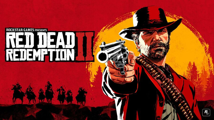 Red Dead Redemption 2 PS4 PlayStation 4 1