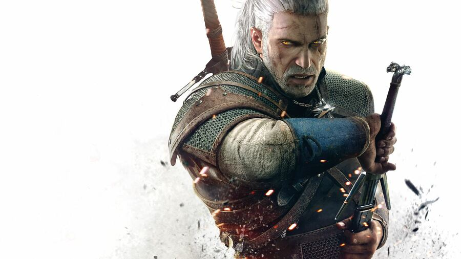 The Witcher 3 60FPS PS5