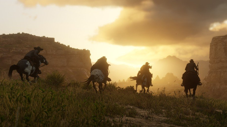 Red Dead Redemption 2 PS4 PlayStation 4 Games of a Generation Sale PS Store Europe