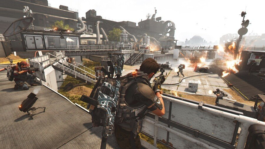 The Division 2 How to Reach Gear Score 500 Guide