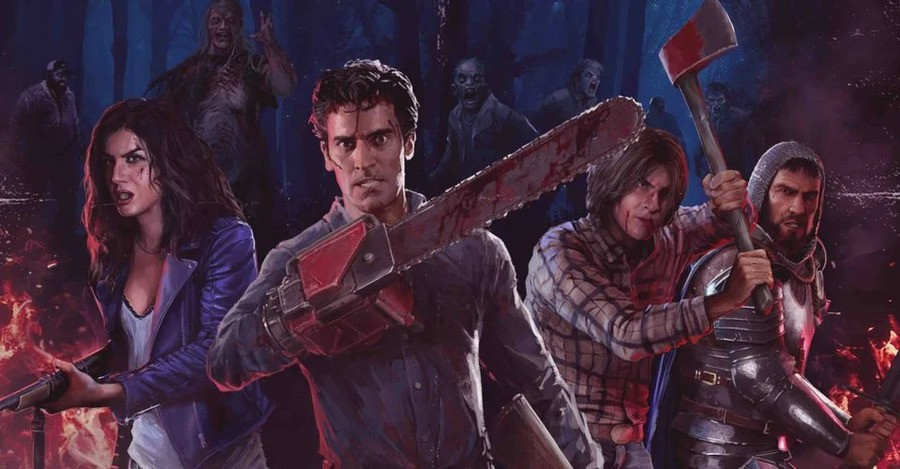 Evil Dead The Game PS5 PS4