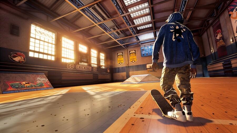 Tony Hawk's Pro Skater 1 + 2 PS5 PlayStation 5