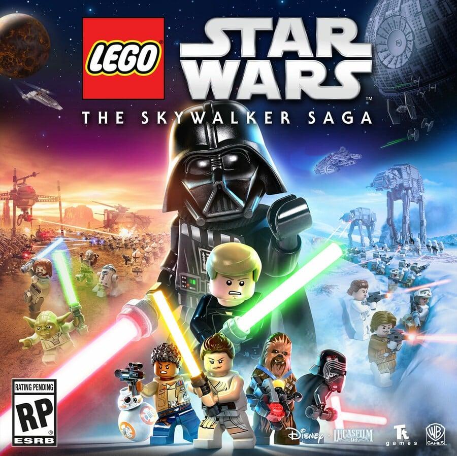 LEGO Star Wars The Skywalker Saga PS4 1