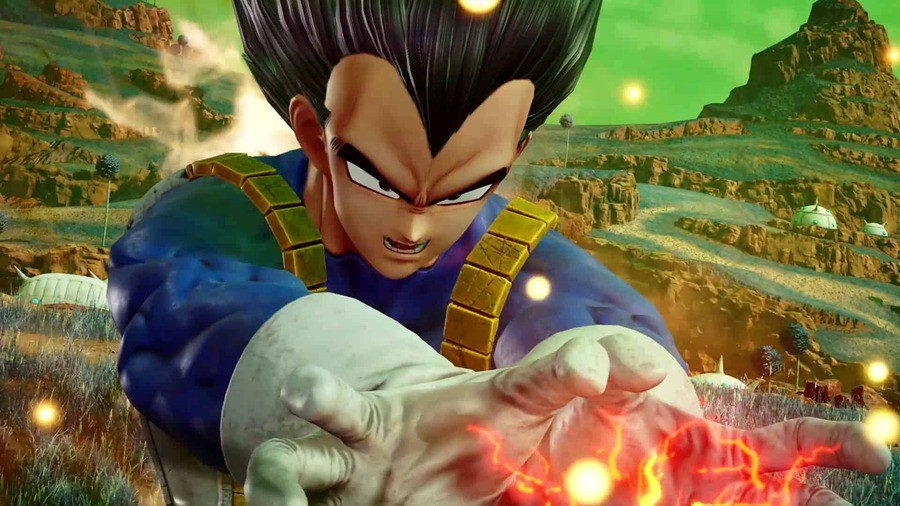 Bandai Namco Cancels Second Half Of Jump Force Open Beta