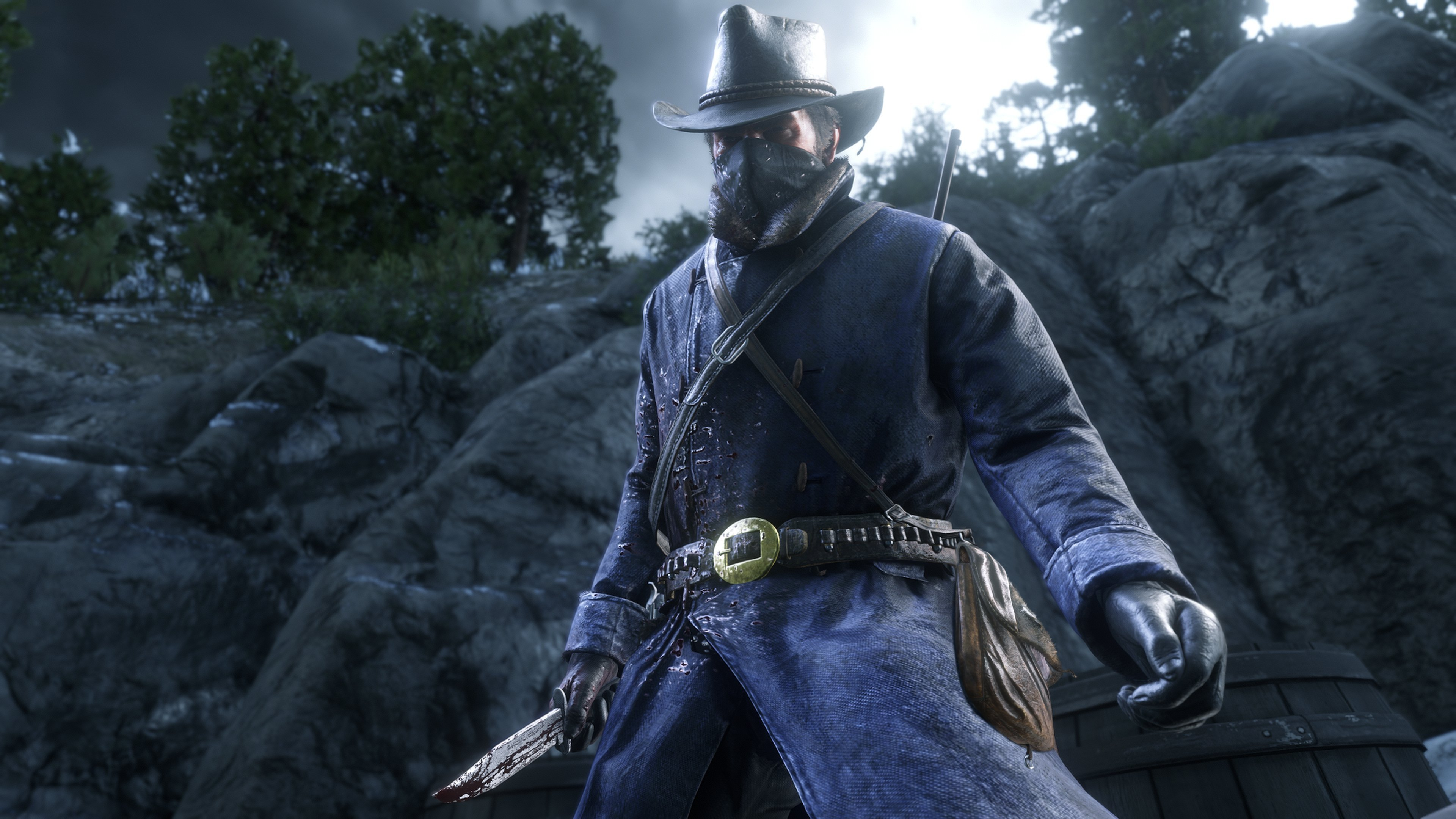 Red Dead Redemption 2 - How to Buy the Machete, Hatchet, and