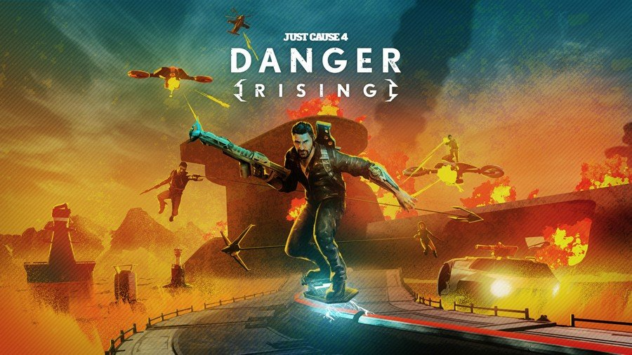 Just Cause 4: Danger Rising PS4 PlayStation 4