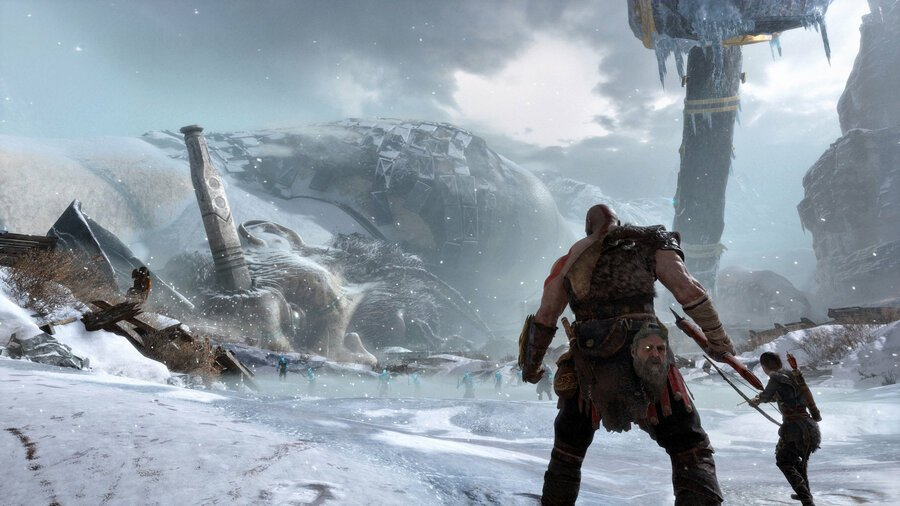 God of War How to Create Multiple Game Saves Guide PS4 PlayStation 4 1