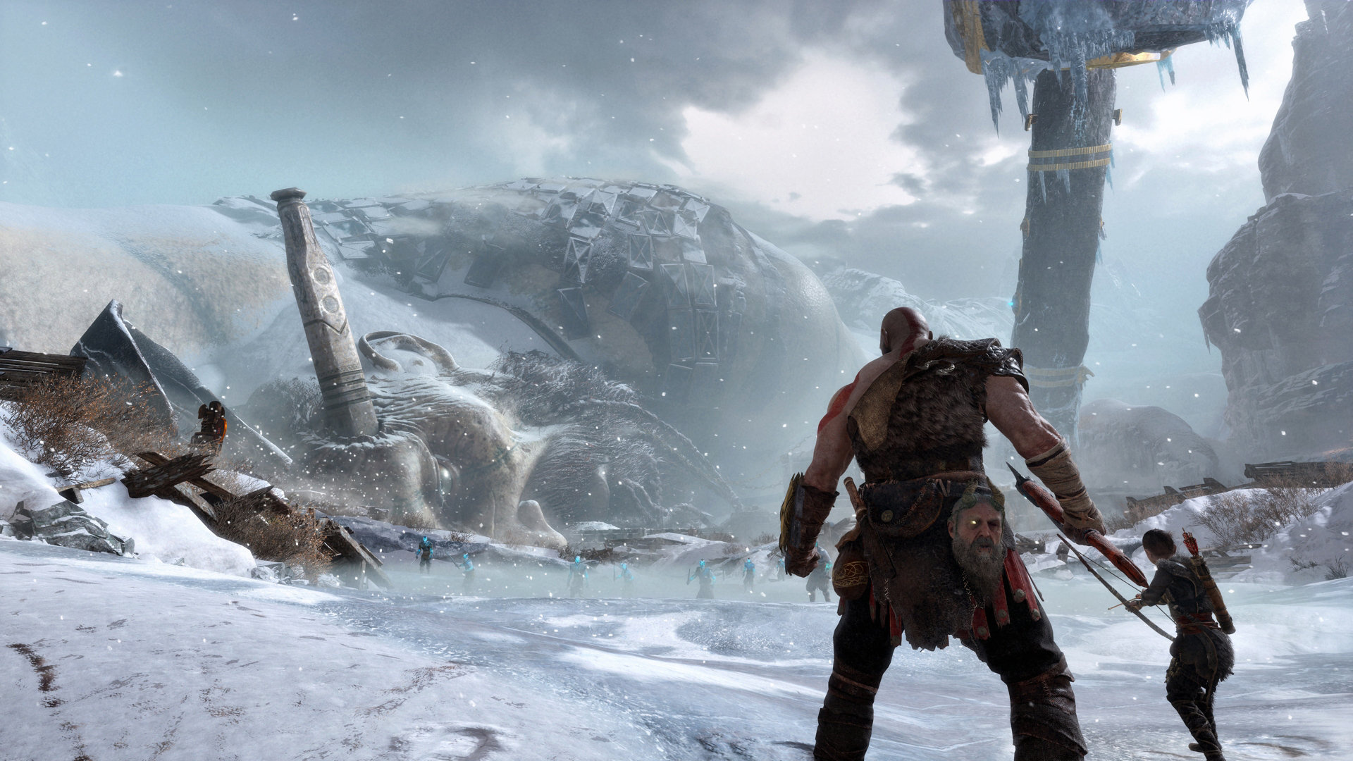 God of War How to Create Multiple Game Saves Guide Push Square