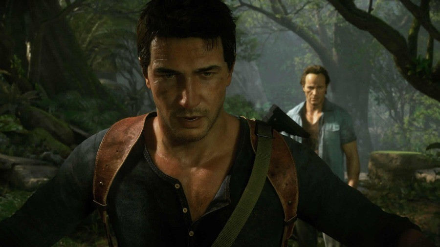Uncharted 4: A Thief's End PS4 PlayStation 4 Movie