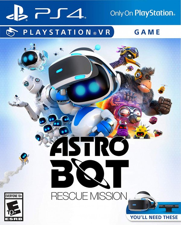 Astro Bot Rescue Mission Review (PS4) | Push Square