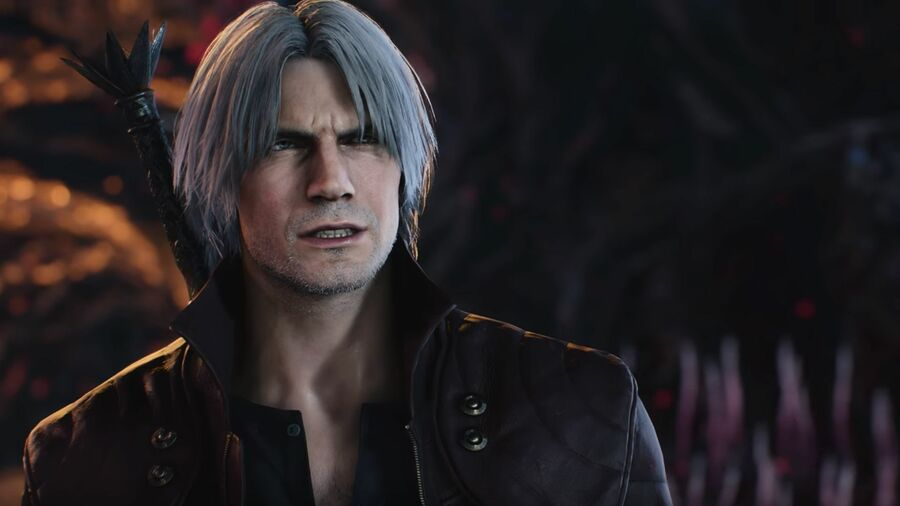 Devil May Cry 5 Censorship