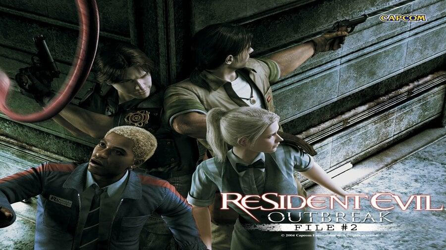 A Resident Evil Outbreak Reboot Makes Far Too Much Sense Soapbox 1