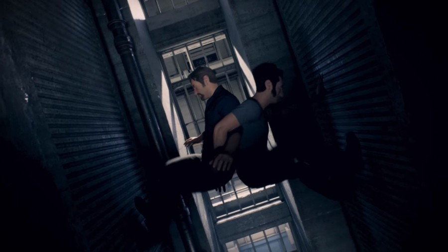 A Way Out PS4 PlayStation 4 1