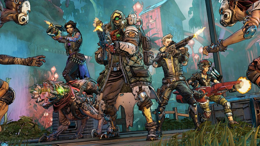 Borderlands 3 Reviews Round Up PS4 PlayStation 4