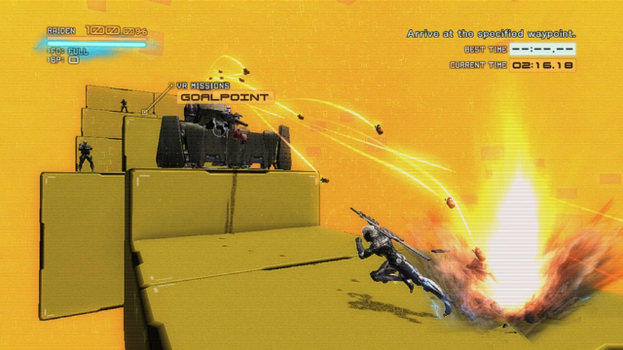 Konami Augmenting Metal Gear Rising with Exclusive DLC