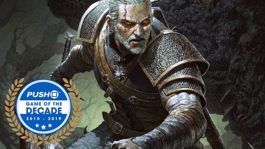 The Witcher 3 PS4 Game Of The Decade 1