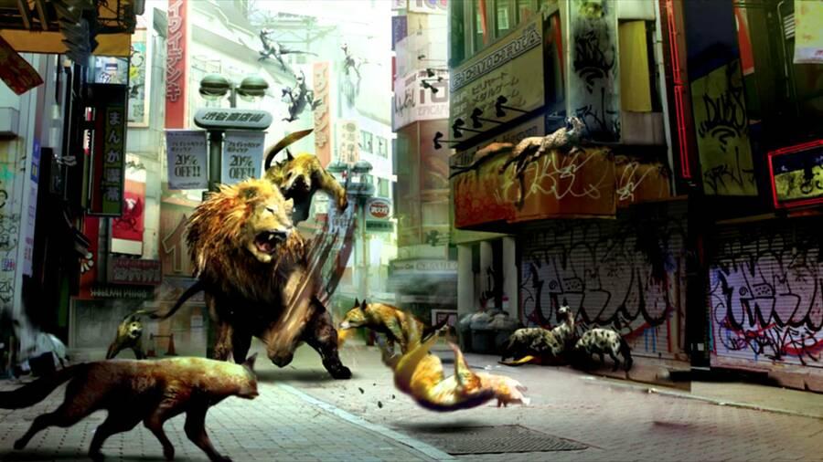 Tokyo Jungle PS3 PlayStation 3 1
