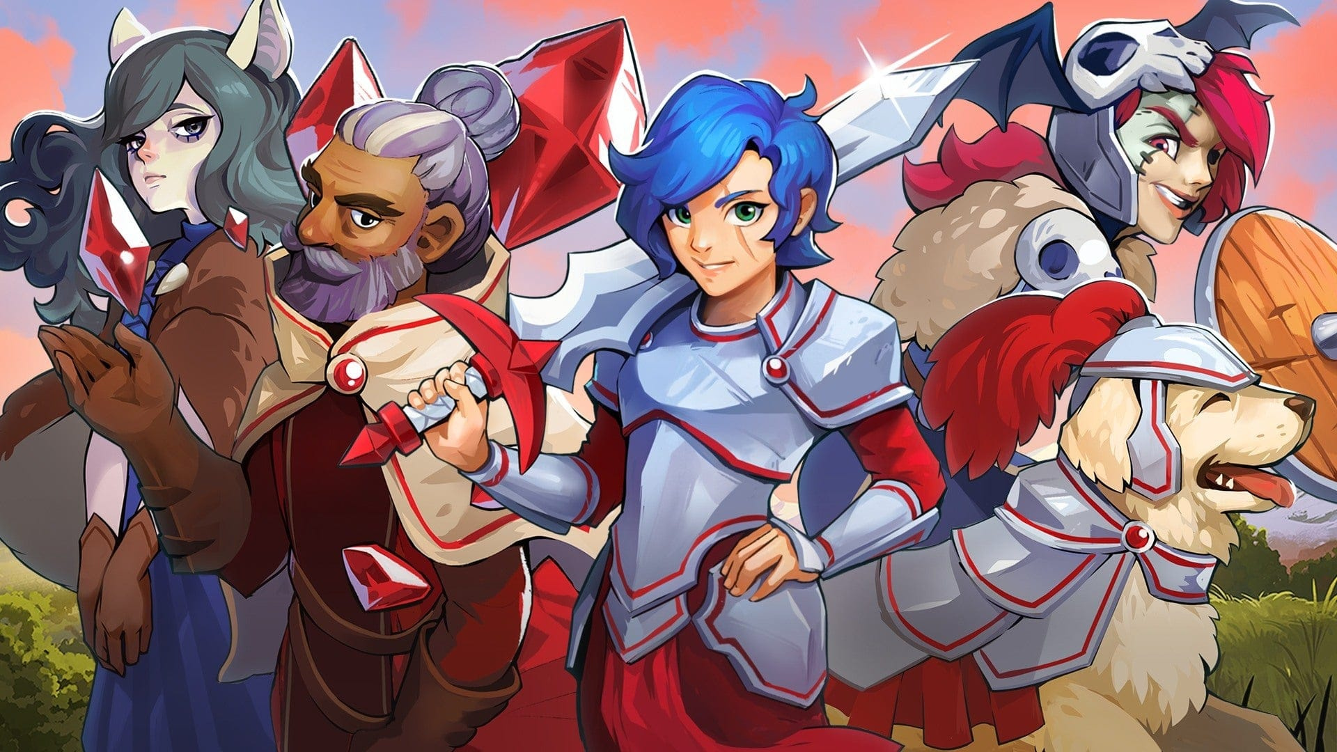 Wargroove Physical Deluxe Edition Tactically Deployed on PS4 Later This Year