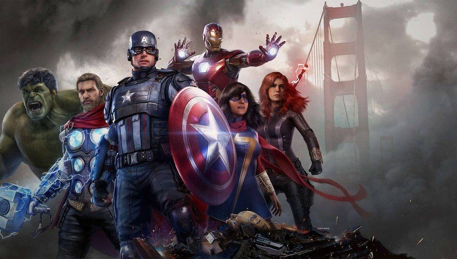 Marvel's Avengers PS4 PlayStation 4